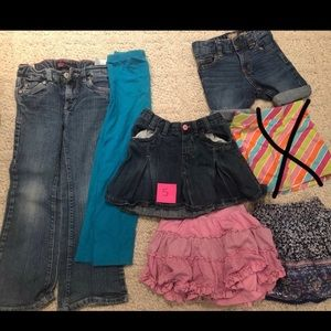 Other - Bundle of girls size 5 clothes